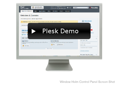 View Plesk Screenshot - Opens in a new window